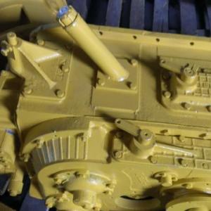 Коробки передач (кпп) автогрейдеров Bomag