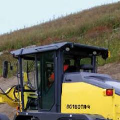Детали кузова и кабины для автогрейдеров Bomag