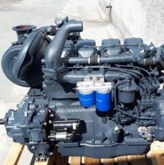 Двигатели для автогрейдеров New Holland