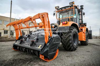 Тракторы для работы с мульчером