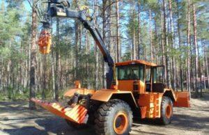 Агрегат для установки зубьев ковша карьерного экскаватора «Станислав-704-04-БКК»