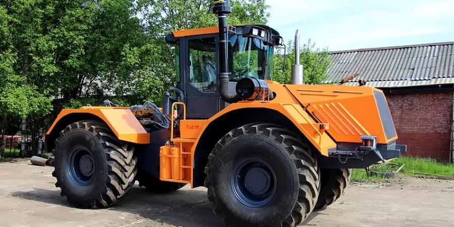 Трактор-тягач Станислав-704